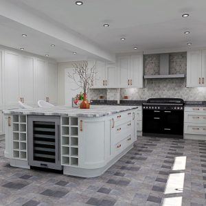 Fitted Kitchen by ArtiCAD