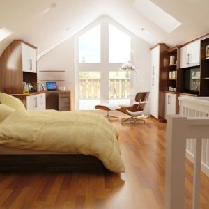 ArtiCAD Fitted Bedroom