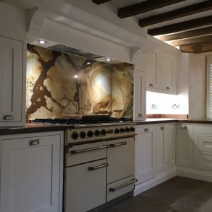 Shaker New Kitchen by Brook Interiors