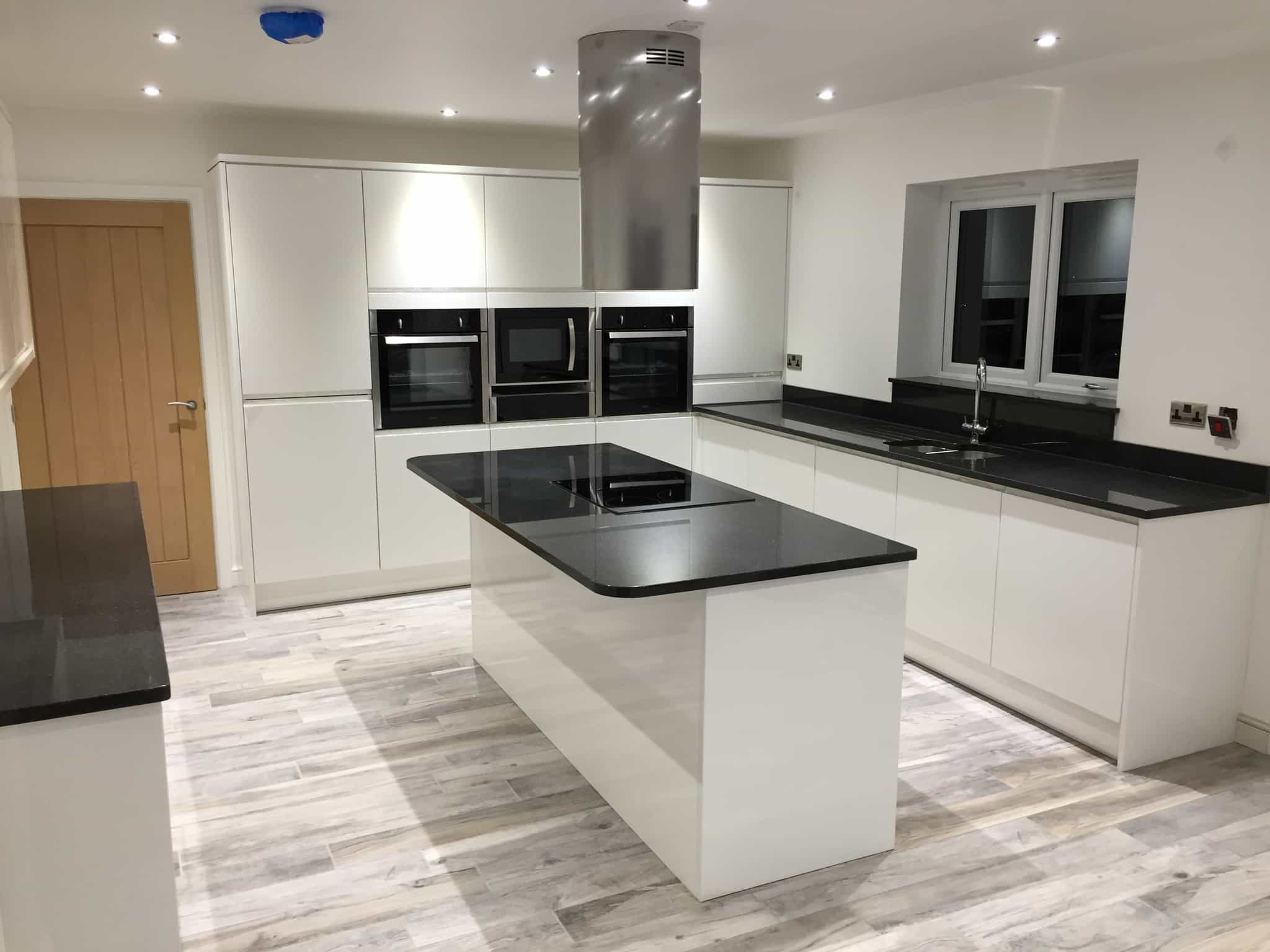 fitted kitchens. Modern Fitted New Kitchen By Brook Interiors Kitchens N