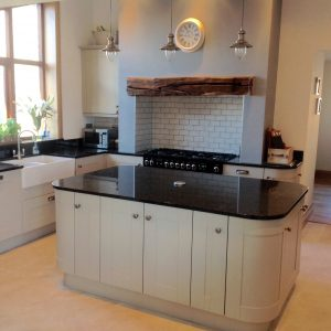 Fitted New Kitchen by Brook Interiors