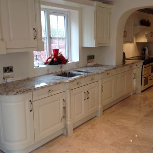 Fitted New Kitchen Brook Interiors