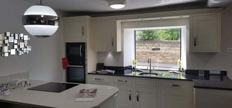 Lacquer or Vinyl Finish Kitchen Doors