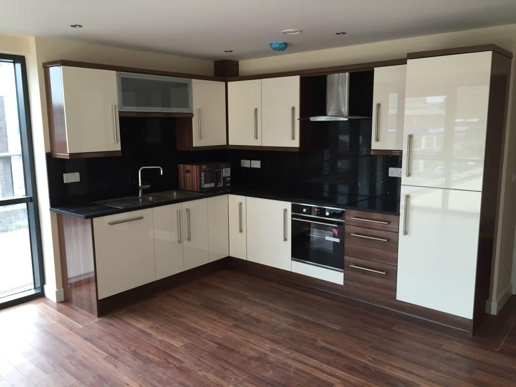 Student Accommodation - Contract Kitchens and Bedrooms by Brook Interiors